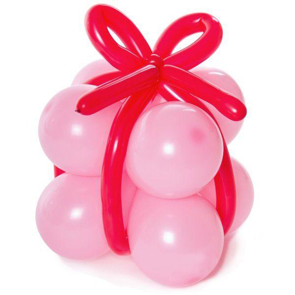Фото подарки из воздушных шаров